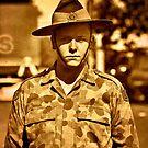 Anzac Day - 31ACU by Nick Sage