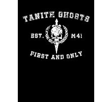 Sports Team: TheTanith Ghosts  Photographic Print