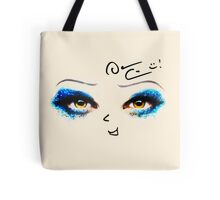 Darren is Hedwig - Signature and mouth Tote Bag