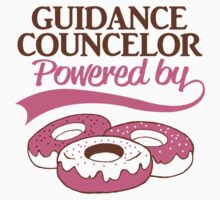 Guidance Councelor Powered By T-Shirt