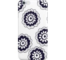 Black and White #9 iPhone Case/Skin