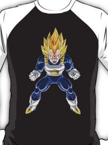 Vegeta Warrior DBZ T-Shirt