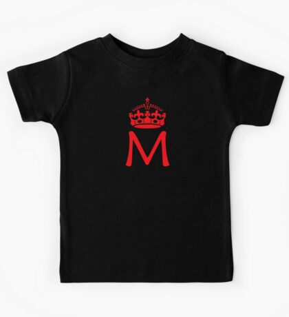 Moriarty in a crown Kids Tee