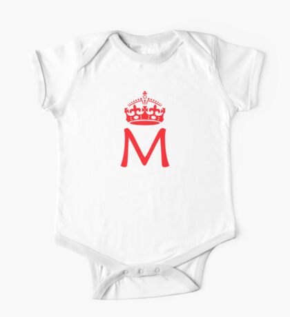 Moriarty in a crown One Piece - Short Sleeve