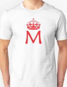 Moriarty in a crown Unisex T-Shirt