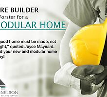 Hire Builder in Forster for a Modular Home by midnorthcoastbu