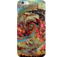 Volcanic eruption by rafi talby iPhone Case/Skin