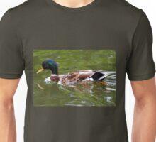 Mallard Duck at Dorset UK Unisex T-Shirt