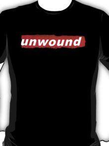 """Unwound - """"Unwound"""" T Shirt T-Shirt"""