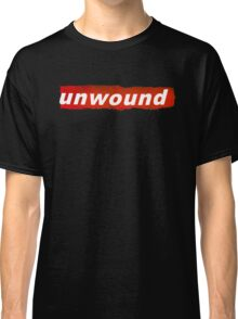 """Unwound - """"Unwound"""" T Shirt Classic T-Shirt"""