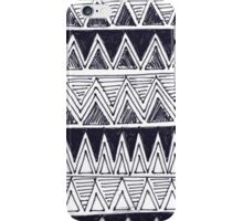 Black and White #11 iPhone Case/Skin
