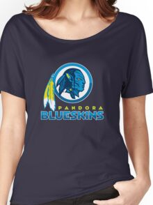 Pandora Blueskins Women's Relaxed Fit T-Shirt