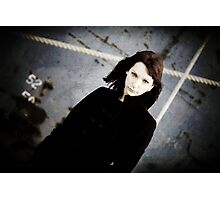 Twilight Fashion Photographic Print