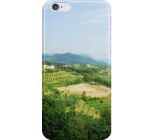 Landscape Near Smartno  iPhone Case/Skin