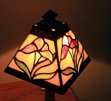 My Small Tiffany Lamp by kkphoto1