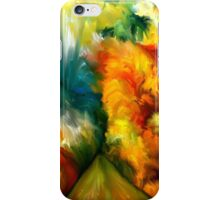 Tropical Abstract by rafi talby iPhone Case/Skin