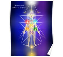 Building The Mishkan Of Light Poster