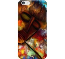 Exhaustion by rafi talby iPhone Case/Skin