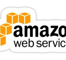 Amazone web service Sticker