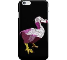 DODO - Dinosaur Designs by Pitstop Head iPhone Case/Skin