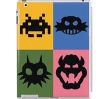 Best of Villains iPad Case/Skin