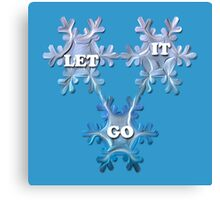 Beautiful Cushions/ Let it Go Canvas Print