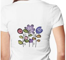 the meadow Womens Fitted T-Shirt