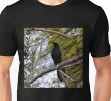Large Blackbird Unisex T-Shirt