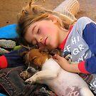 Puppy Love by evitaoz