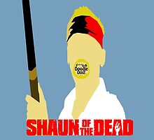 Shaun of the Dead by jbrinkleyart
