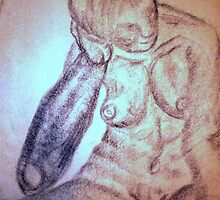 NUDE 2 by Tammera