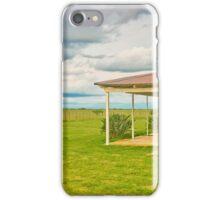 Rural House iPhone Case/Skin