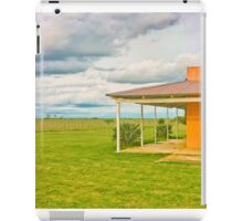 Rural House iPad Case/Skin