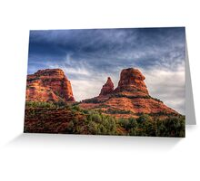 Sedona Typical Greeting Card
