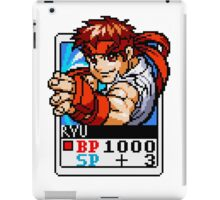 Ryu - Street Fighter iPad Case/Skin