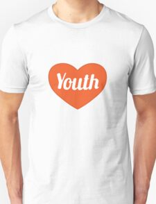 Youth Concept Graphic Symbol Pattern T-Shirt