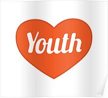 Youth Concept Graphic Symbol Pattern Poster