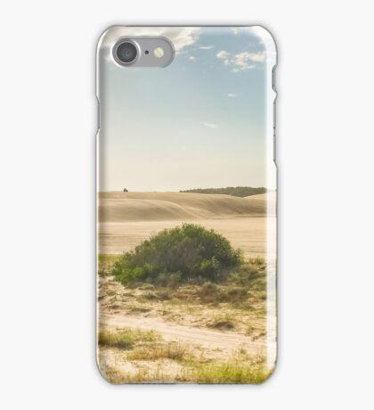 Dunes of Cariló Beach in Argentina iPhone Case/Skin