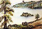 EMERALD BAY LAKE TAHOE by Tammera