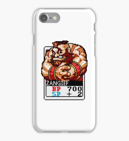 Zangief - Street Fighter iPhone Case/Skin