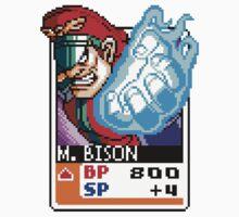 M. Bison One Piece - Short Sleeve