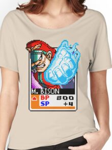 M. Bison - Street Fighter Women's Relaxed Fit T-Shirt