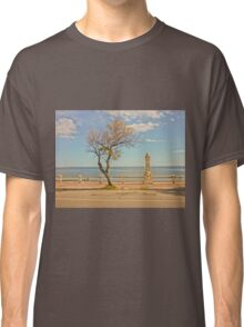 Boardwalk of Piriapolis City - Uruguay Classic T-Shirt