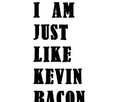 Kevin Bacon by AriaRiver