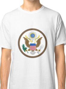 Great Seal of the United States Classic T-Shirt