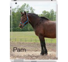 Pam - Nepean Equestrian Park iPad Case/Skin