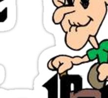 The Grandfather Part II Sticker