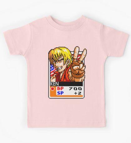 Ken Masters - Street Fighter Kids Tee