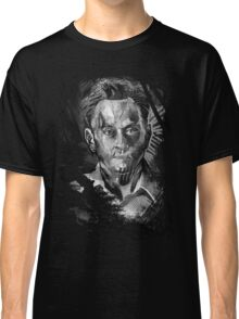 Ben Linus Portrait from Lost Classic T-Shirt