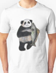 The Panda and the Mangrove  T-Shirt